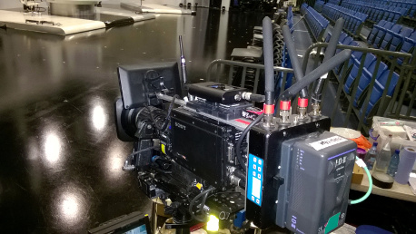 Maxwell z24 Camera Interface